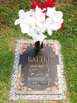 Barbara Annette <i>Gill</i> Battle