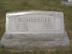 Alice Rebecca <i>Geib</i> Bomberger