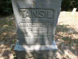 Amanda Parmelia <i>Allen</i> Tansil