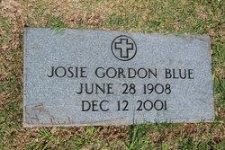 Josie <i>Gordon</i> Blue