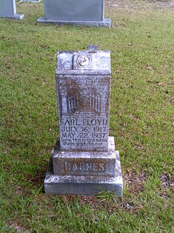 Earl Floyd Barnes