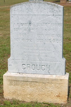 Albert Gallatin Crouch