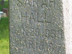 Sarah Amanda <i>Hall</i> Mead