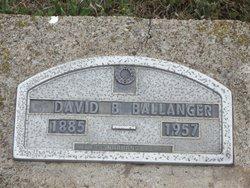 David Benjamin Ballanger