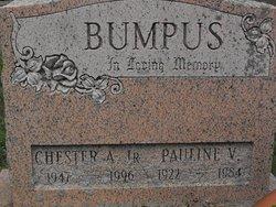 Chester Albert Bumpus, Jr