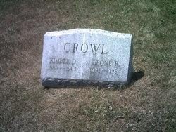 Leone <i>Raup</i> Crowl