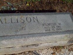 Wilmouth Carolyn <i>Morgan</i> Allison