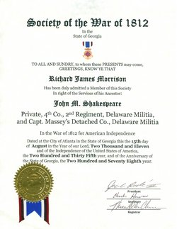 John M. Shakespeare