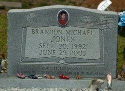 Brandon Michael Jones