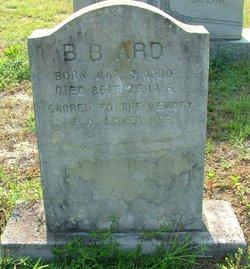 Benjamin Boyce Ard