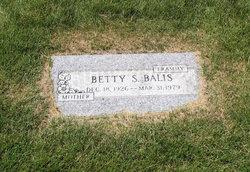 Betty S Frammy Balis