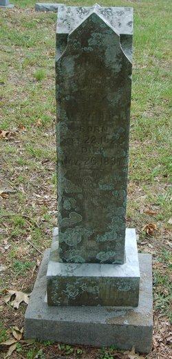 Mary A Louisiana <i>Bullen</i> Alexander