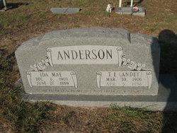 Ida Mae <i>Beene</i> Anderson