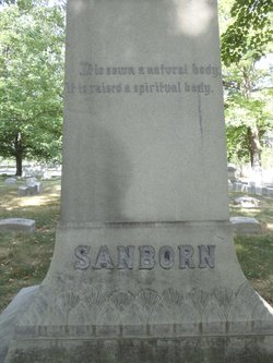 Emeline <i>Smith</i> Sanborn