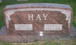 Thora L. <i>Thomas</i> Hay