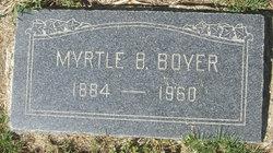 Myrtle B. Boyer