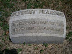 Dr Clement Pearson