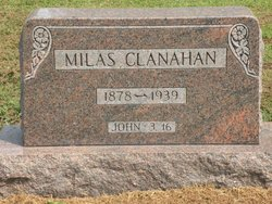 Milas Clanahan