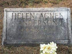 Helen Agnes Anderson