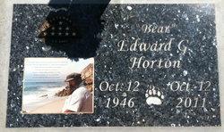 Edward G Bear Horton