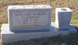 Margaret <i>Morgan</i> Blackwell