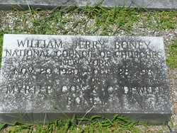 William Jerry Boney