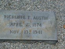 Wickliffe T Austin