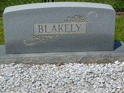 W Fred Blakely