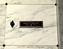 Dasiy P Barnes