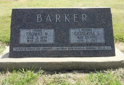 Catherine L <i>Cheesman</i> Barker