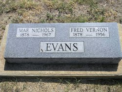 Fred Vernon Evans