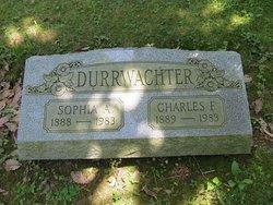 Sophia <i>Ludwig</i> Durrwachter