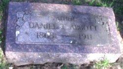 Daniel T Abbott