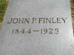 John Pettis J P Finley