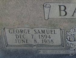 George Samuel Bailey
