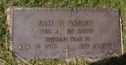 Sam H Bailey