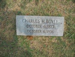 Charles H Boyle