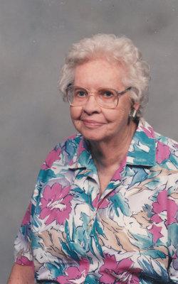 Marian Cecile <i>Matheny</i> Baird