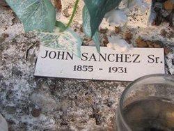John Sanchez, Sr
