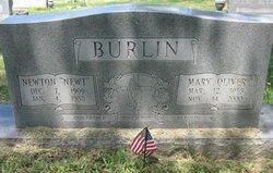 Mary Oliver <i>Berger</i> Burlin