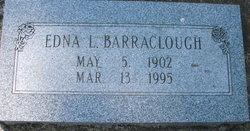 Edna LaVerne <i>Harris</i> Barraclough