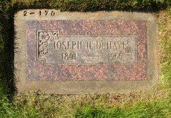 Joseph Henry Joe DeHayes