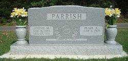 Johnie Milton Parrish, Sr