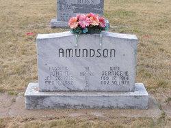 Bernice E. Amundson