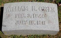 William Henry Owen