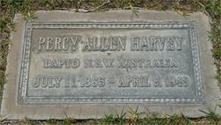 Percy Allen Harvey