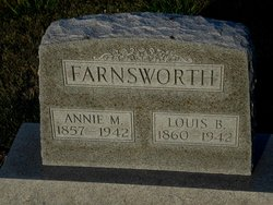 Annie May <i>Lockhart</i> Farnsworth