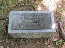 Mildred Eva <i>Sands</i> Hartranft