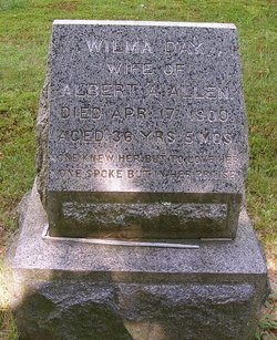 Wilma <i>Day</i> Allen