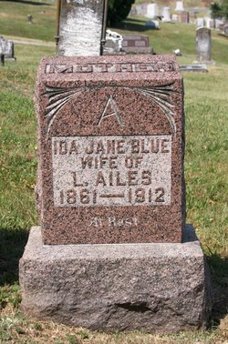 Ida Jane <i>Blue</i> Ailes